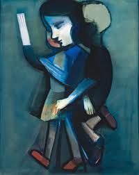 charles blackman painting