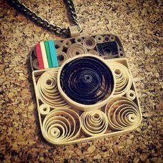 Paper Jewellery Quilling Instagram by @noehlya