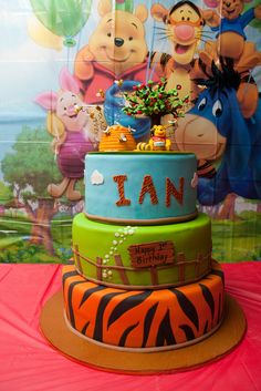 Ian's first Birthday party | CatchMyParty.com