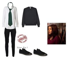 """""""Wolfblood maddy series 2 school uniform!!!"""" by caswellholly on Polyvore"""
