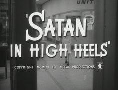 stfumadison:  'Satan in high heels'