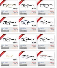 9cfb7eb0ff461 Hugo Boss, Eyeglasses, Frames, Eyewear, Glasses, Frame, Eye Glasses, Hugo  Boss Men, Sunglasses