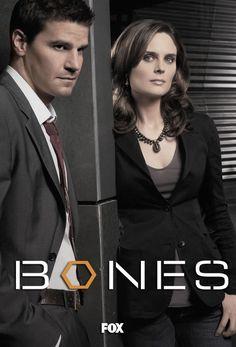 Bones!!  Favorite TV Show