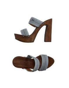 shop for sale REPLAY Open-toe mules free shipping zaP0bb8Dq