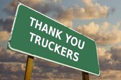 Thank You Truckers