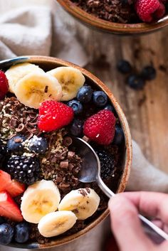Anti-inflammatory breakfast recipes are a game changer. This post will provide delicious and satisfying recipes that will bring balance to your day, and share foods to avoid in the morning! | A Sweet Pea Chef Quinoa Breakfast Bowl, Breakfast Ideas, Breakfast Recipes, Quinoa Recipes Easy, Healthy Recipes, My Favorite Food, Favorite Recipes, Banana Oatmeal Smoothie, Sweet Potato Buns