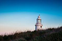 灯台, 海, コスタ, 空, ポート, ジブラルタル, ブルー, 休日