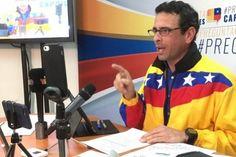 <p>El gobernador de Miranda, Henrique Capriles, afirmó que las cifras inflacionarias anuales de Colombia son menores a la inflación semanal de Venezuela.</p>