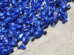 Sturtevant, Gonzalez-Torres Untitled (Blue Placebo), 2004