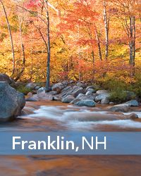 Franklin, NH....Lived There Most of My Life.