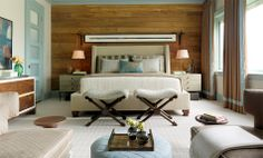 One of the easiest (and most affordable) ways to get the high-end, collected-over-time look of a boutique hotel is...