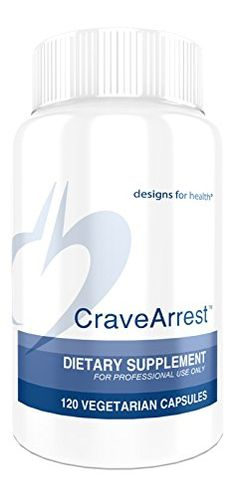 Designs-for-Health-CraveArrest-120-Vegetarian-Capsules-Health-and-Beauty
