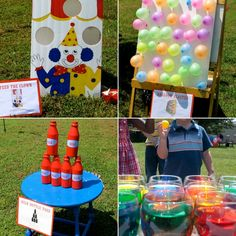 Give you kids an memorable birthday experience by planning an amazing DIY carnival birthday party complete with carnival games, activities and food!