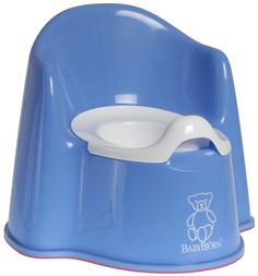 6cea7219291 See more. baby bjorn blue potty Three Day Potty Training