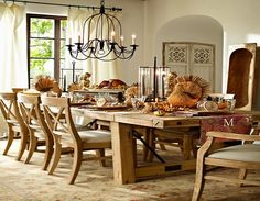 Dining Rooms & Dining Room Inspiration | Pottery Barn