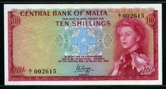 malta money | Banknotes - Pictures of Bank Notes and World Money Currency
