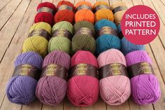 Attic24 Cosy Stylecraft Special DK (15 Shades) - Wool Warehouse - Buy Yarn, Wool, Needles & Other Knitting Supplies Online!