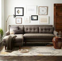 meuble pour salon de style moderne par Westelm