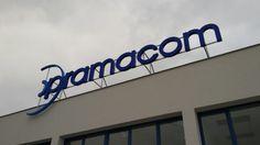 Světelná loga Pramacom - Formark