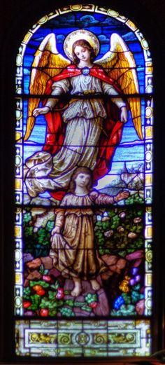 Stained Glass St Mary's Catholic Church Wilmington by *davidmcb on deviantART
