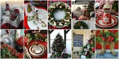 Oh Deer: Tartan Christmas Table for Two by the Tree – Home is Where the Boat Is Tartan Christmas, Christmas Wreaths, Christmas Tree, Christmas Greenery, Christmas Holidays, Christmas Tablescapes, Holiday Tables, Christmas Tabletop, Outdoor Christmas