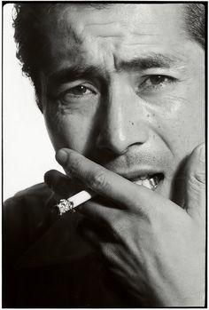 三船 敏郎 Toshirō Mifune