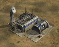 command and conquer buildings - Google Search
