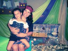 Pirate Fairy Birthday party