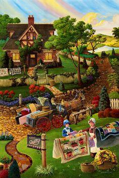 Tom Antonishak and his fairytale
