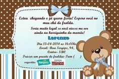 33 Convites Delicados para Chá de Fraldas continue vendo...