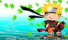 Naruto Sennin by ~vancamelot