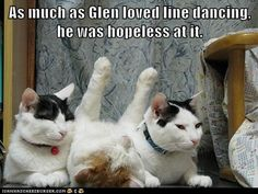 Glen and I have something in common! ;)