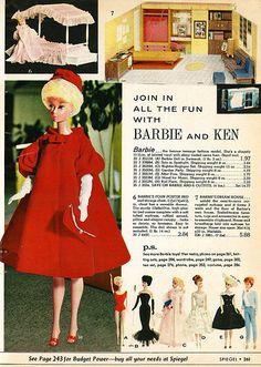 1962 - Spiegel Christmas Catalog by Wishbook, via Flickr