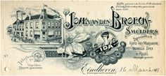 oh. Van den Broeck-Smulders. Koffie, thee, margarine, inlandsch spek en reuzel. Alles eigen geslacht - 1911