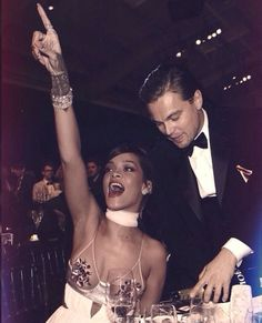 rihanna and leonardo dicaprio - Google Search
