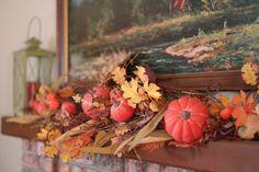 I love autumn decor