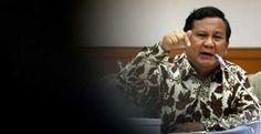 Ketua Dewan Pembina Partai Gerindra Prabowo Subianto menegaskan, tidak akan menerima pinangan dari partai politik manapun, jika…