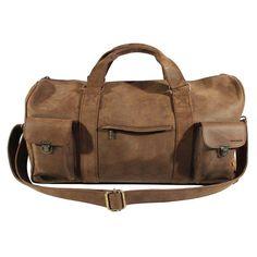 Travel Leather Bag | Kjøre Project