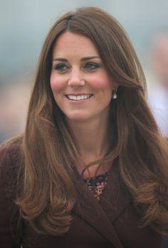 Kate Middleton Photo - Kate Middleton Visits Grimsby 7