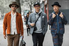 See the best men's street style looks captured atLondon Menswear Collections S/S 2017.
