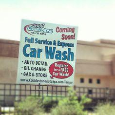 Car wash Cobblestone Auto Spa