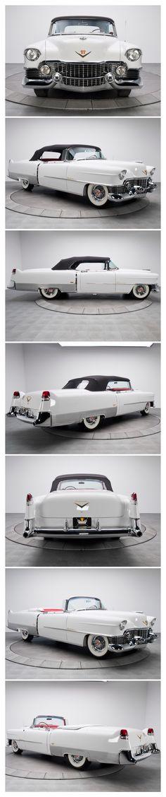 Design,Veículos,Automóveis Clássicos,1954 Cadillac Series 62 Eldorado,Blog do Mesquita XXX ww.mesquita.blog.br
