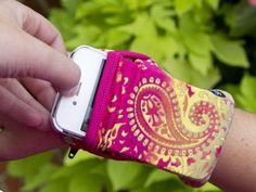 Wrist Wallet by Sprigs