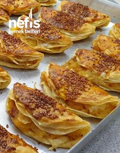 Çıtır Çıtır Patatesli Börek #çıtırçıtırpatateslibörek #börektarifleri #nefisyemektarifleri #yemektarifleri #tarifsunum #lezzetlitarifler #lezzet #sunum #sunumönemlidir #tarif #yemek #food #yummy Turkish Recipes, Asian Recipes, Mexican Food Recipes, Healthy Recipes, Healthy Food, Dessert Recipes, Desserts, Chicken Breakfast, Korean Fried Chicken