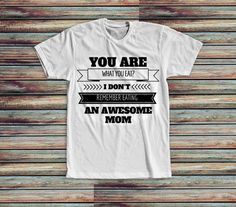 New and Exclusive Shirt  ateanawesomemmom by trendythreadsapparel
