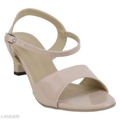 Heels & Sandals Attractive Women's Heels Material: Upper Material - Synthetic Sole Material - Resin IND Size: IND - 3IND - 4 IND - 5 IND - 6 IND - 7 IND - 8 Color: Cream Description: It Has 1 Pair Of Women's Heel Sandals Country of Origin: India Sizes Available: IND-8, IND-3, IND-4, IND-5, IND-6, IND-7   Catalog Rating: ★4 (1910)  Catalog Name: Stylish Women's Heel Sandals Vol 6 CatalogID_579636 C75-SC1062 Code: 673-4080478-997