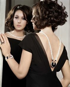 Monica Bellucci , CARTIER Evasions Collection 2010