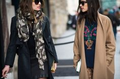 On the Streets of Paris Fashion Week Fall 2014 - PFW Street Style Day 7