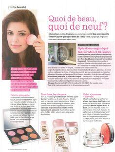 Femmes d'Aujourd'hui talks about our Sérum Végétal