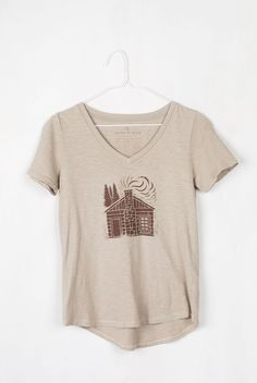 Womens Cabin Tee | United By Blue